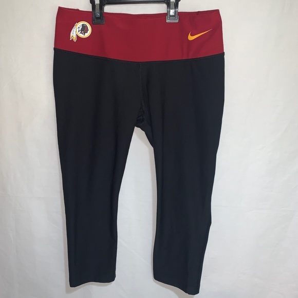 Nike Dry Fit NFL Washington Team Apparel
